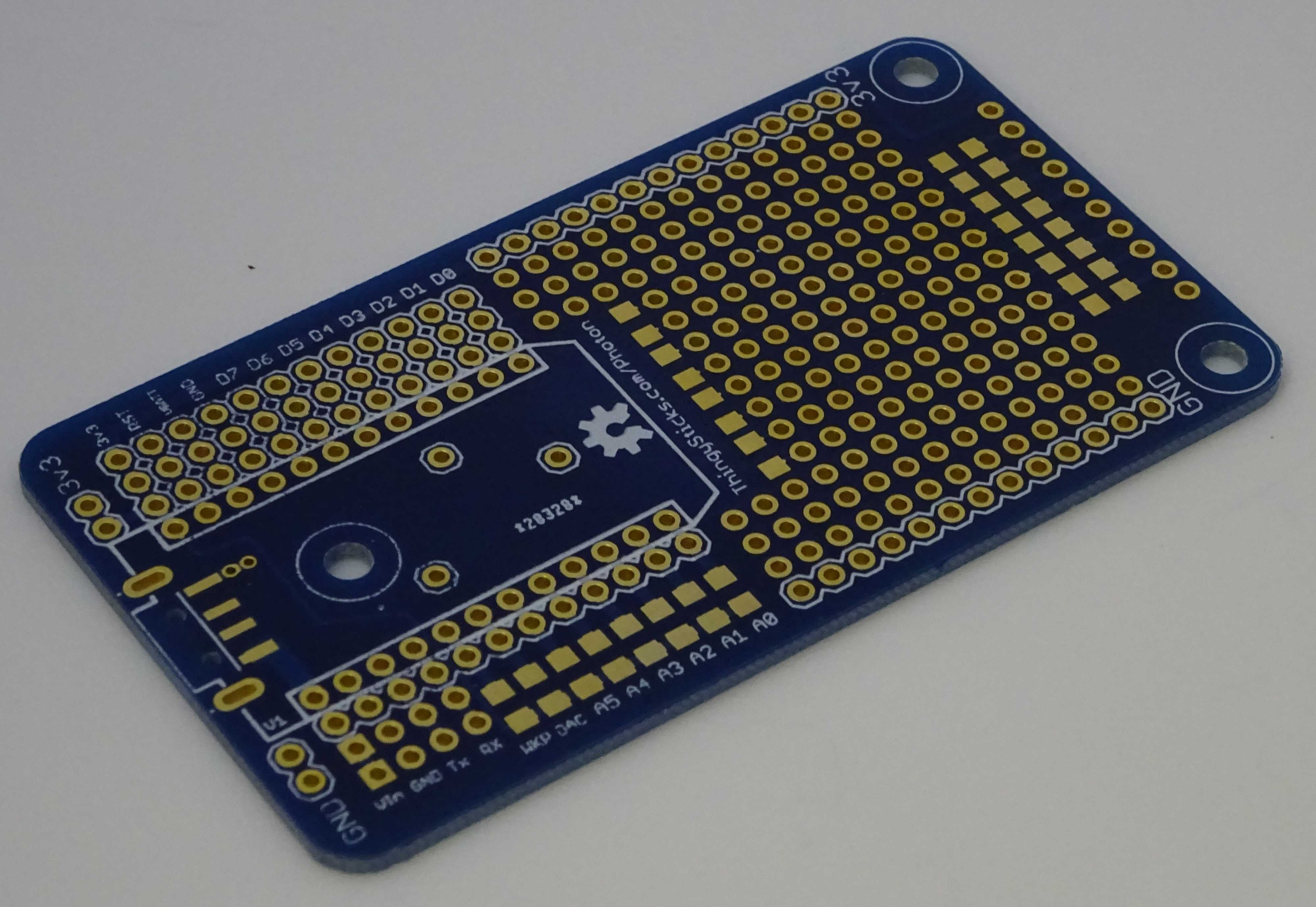 Photon Prototyping PCBs